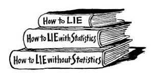 statistic lies